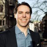 Peter Öhling CEO of Blika